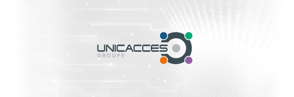 Logo d'unicacces groupe