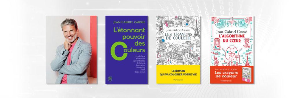 Jean Gabriel Causse auteur
